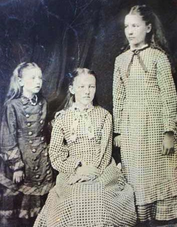 The Ingalls sisters
