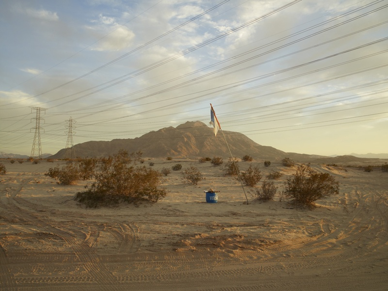 Richard Misrach, Agua #10 / Pace and Pace/MacGill Gallery, New York