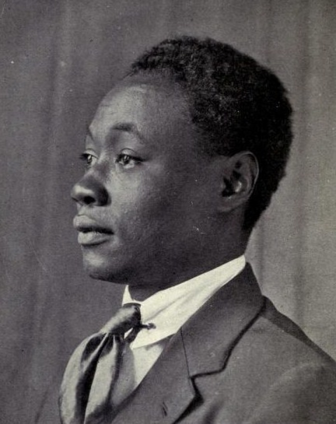 Claude McKay, from Spring in New Hampshire, 1920 / Wikimedia