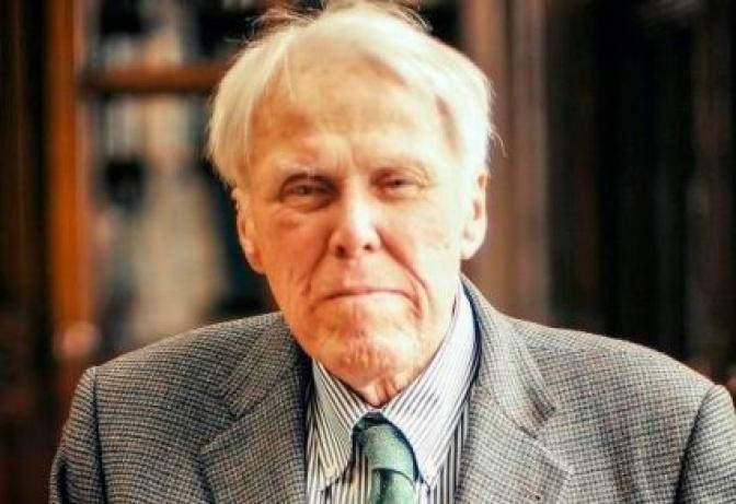 John T. Noonan / photo courtesy Ninth Circuit Blog