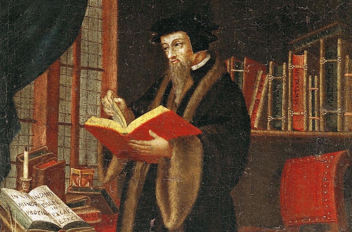 Reformed Theology Saving Calvin from Clichés  Calvinism