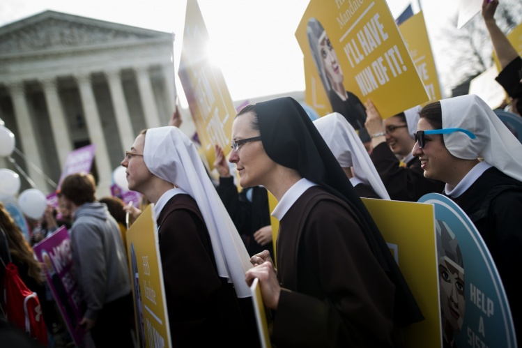 ethical issue of the contraceptive mandate Hobby lobby case, the supreme court ruled in favor of hobby lobby founder david green and conestoga wood specialties, a mennonite family-owned operation, that challenged a contraceptive mandate by the us department of health and human services under the affordable care act.