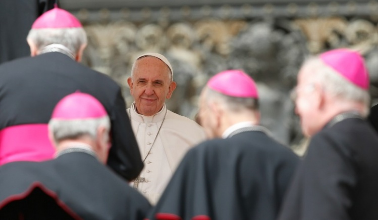 CNS photo/Paul Haring