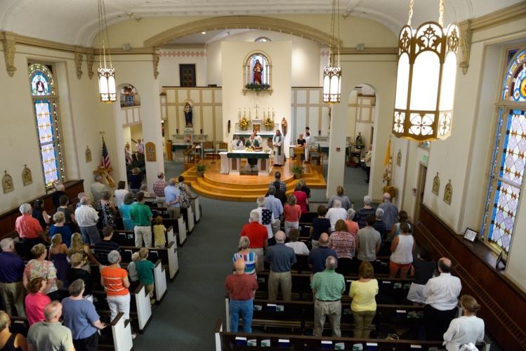 CNS photo/Kevin J Parks, Catholic Review