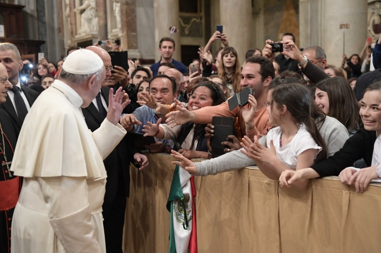 CNS photo/L'Osservatore Romano
