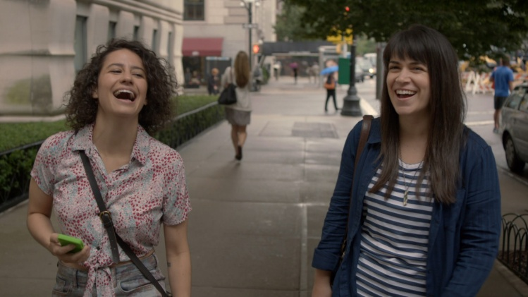 Ilana Glazer and Abbi Jacobson of 'Broad City' / photo courtesy Comedy Central