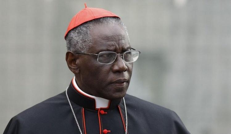 Cardinal Sarah / CNS photo