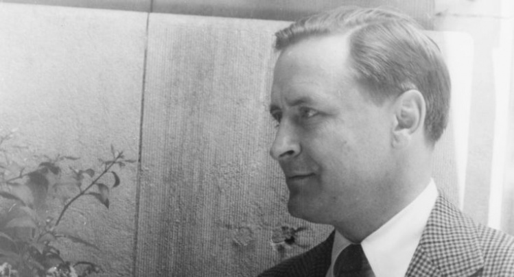 F. Scott Fitzgerald