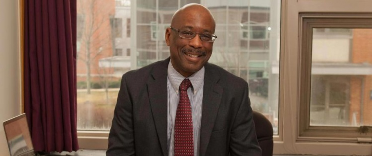 Frank Harris / photo courtesy Southern Connecticut State University