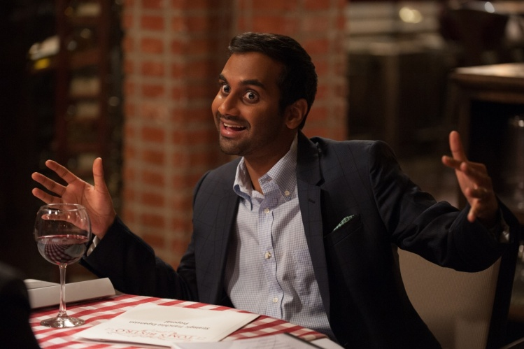 Aziz Ansari in 'Master of None' / Netflix