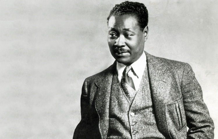 Claude McKay, circa 1925 / Alamy Stock Photo