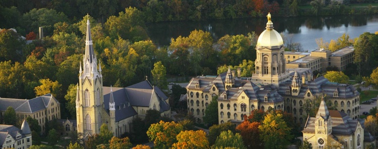 The University of Notre Dame / ADAWSON8
