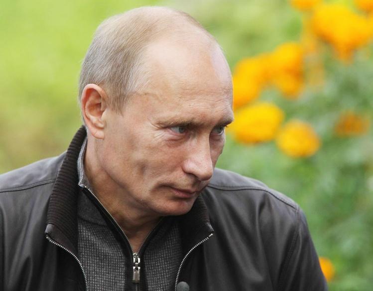 Vladimir Putin / Kremlin.ru - Wikimedia