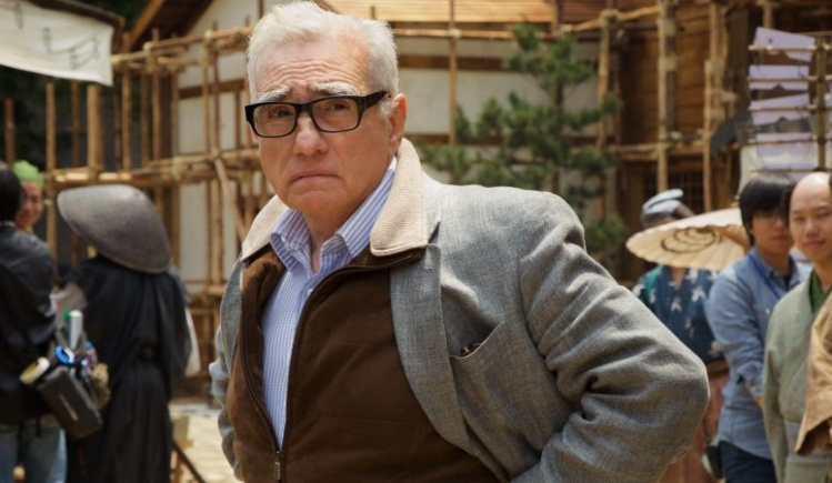 Martin Scorsese / photo courtesy Paramount