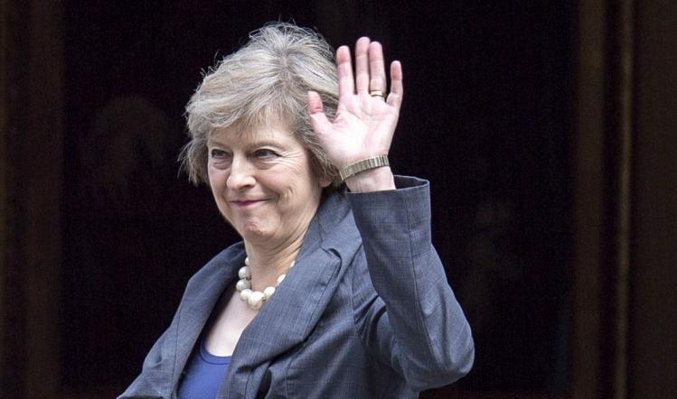 Theresa May / CNS