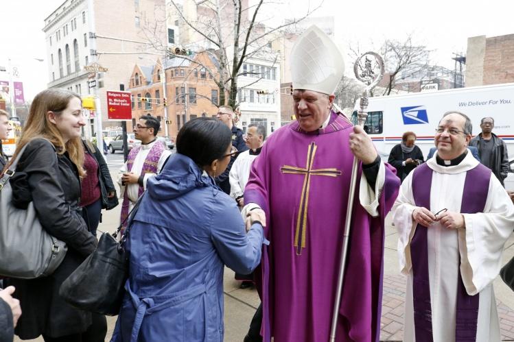 Cardinal Joseph Tobin of Newark, New Jersey / CNS photo