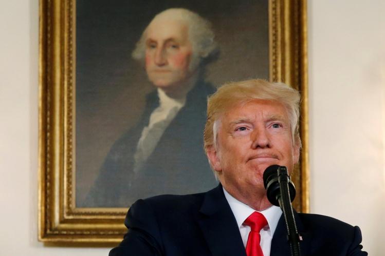 Donald Trump / CNS photo