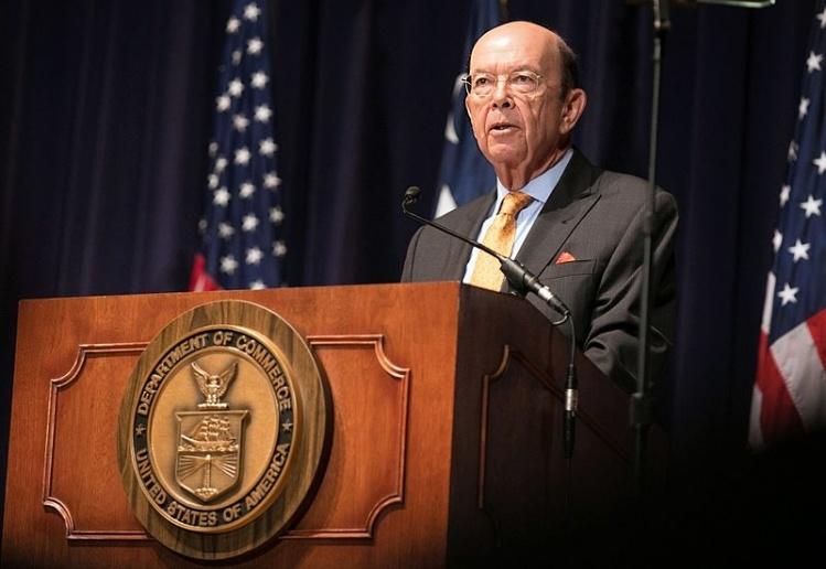 U.S. Secretary of Commerce Wilbur Ross / Wikimedia