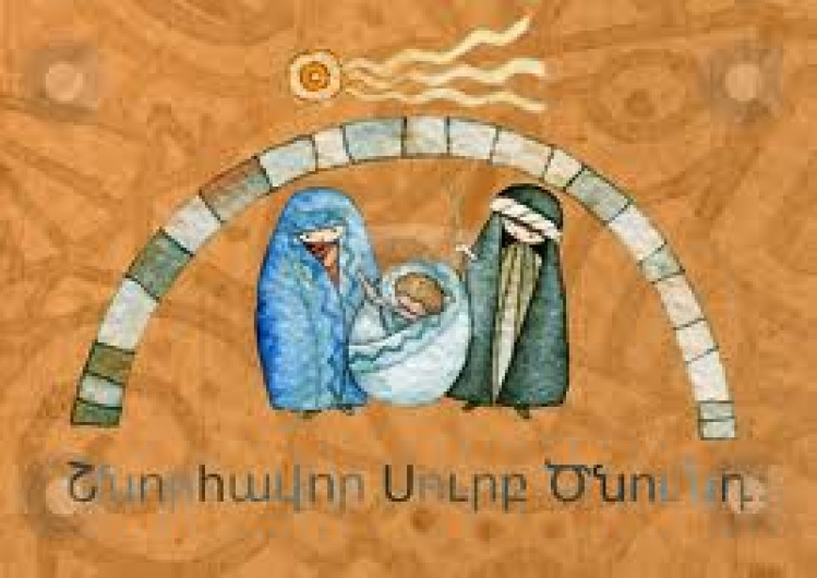 dont tell the kids but its almost time for christmas that is if you live in armenia - When Is Armenian Christmas