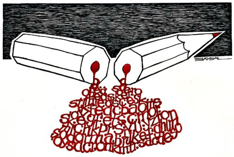 Ercan Baysal 'Freedom for Jouranlists'