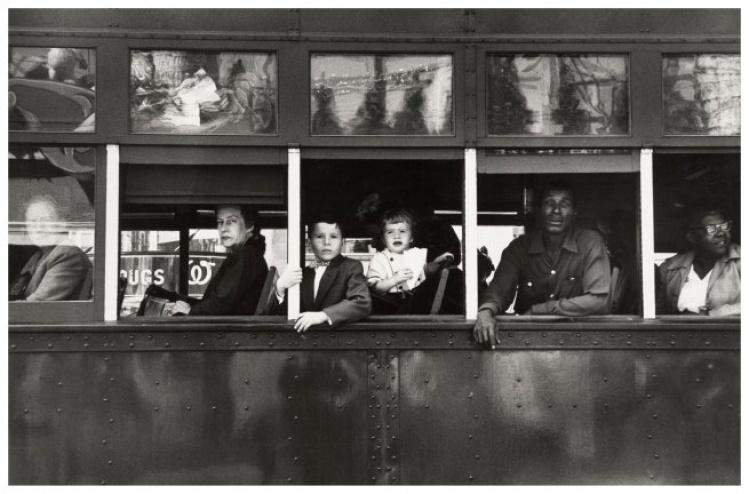 'Chasing Light' Robert Frank