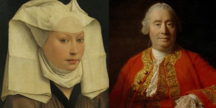Julian of Norwich and David Hume