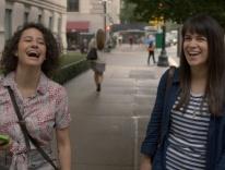 Ilana Glazer and Abbi Jacobson of 'Broad City' / photo courtesy Comedy Central