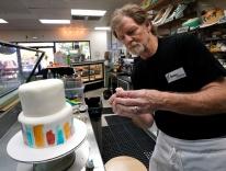 Baker Jack Phillips of Masterpiece Cakeshop / CNS photo
