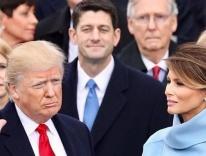 Donald Trump, Paul Ryan & Mitch McConnell / Wikimedia