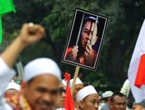 Demonstration in Jakarta / zuma press, inc. alamy stock photo
