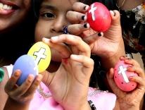 Children in Bangalore, India / CNS photo