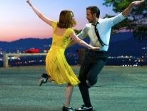 Emma Stone & Ryan Gosling in 'La La Land' / Lionsgate