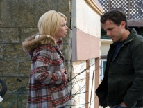 Michelle Williams & Casey Affleck in 'Manchester by the Sea'