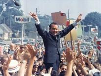 Richard M. Nixon /Wikimedia Commons