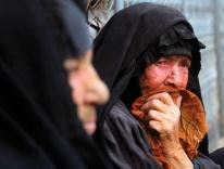 CNS Photo / Alaa Al-Marjani, Reuters