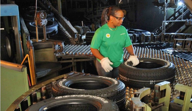 CNS photo/Goodyear via EPA