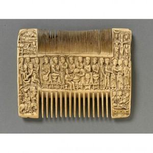Liturgical comb 1130 V&A