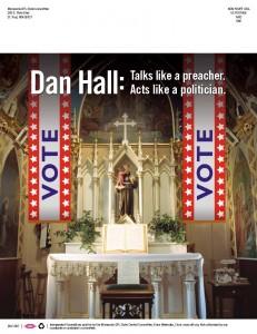 Preacher Politician