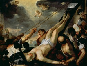 Luca_Giordano-Crucifixion_of_St_Peter