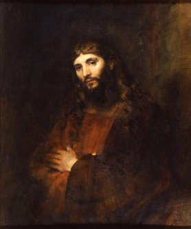 Christ with Arms Folded (1657-61)