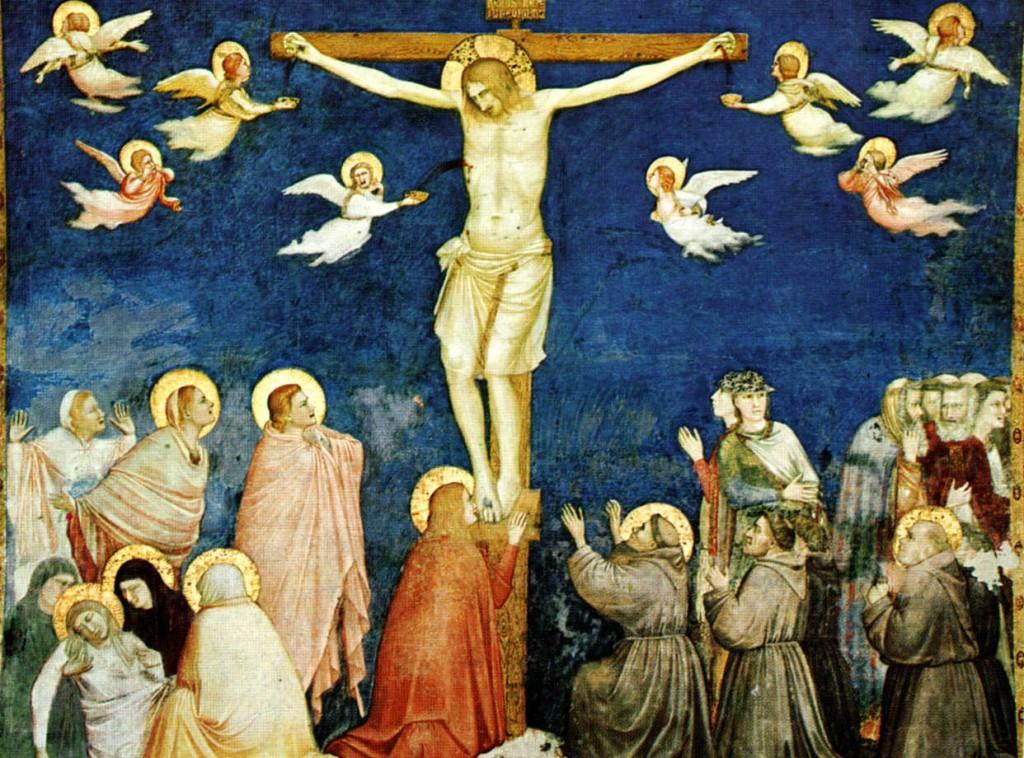 Giotto crucifixion-l
